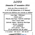 LOTO LOISIRS ANIMATIONS MAILLÉ