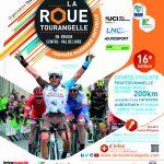 la course cycliste La Roue Tourangelle traverse Maillé dimanche 2 avril entre 12h30 et 14h35