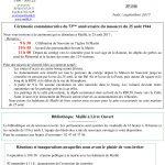Le Mairie Infos Août Septembre 2017  n° 146 est paru !