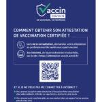 Vaccination et pass sanitaire